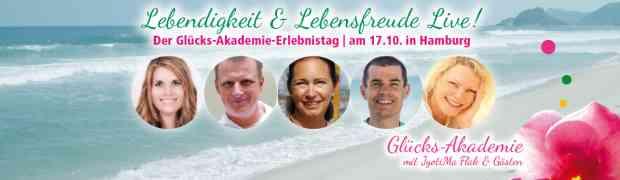 Podcast Episode 31 - Der Glücks-Akademie-Erlebnistag